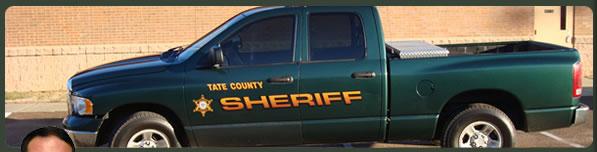 Tate County Sheriff MS